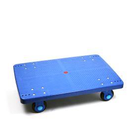 Kunststof rolplateau, laadvermogen 300 kg