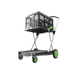 Clax trolley + 1 vouwkrat