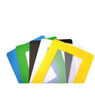 ColorCover zelfklevend documentvenster voor op de vloer (10 stuks)