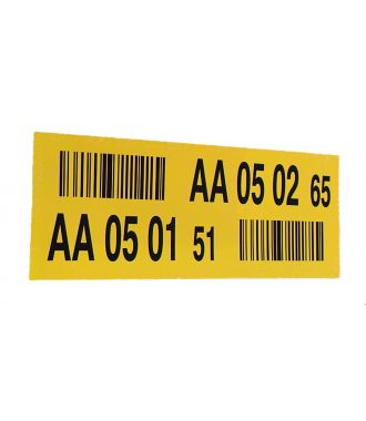 Barcode labels - Duo-Loka's