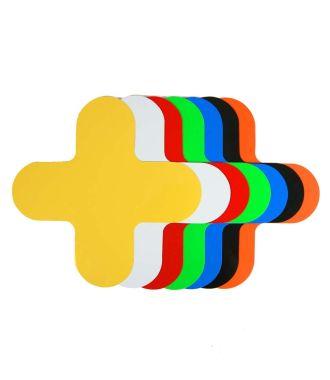 Kruis (X-stuk) voor vloermarkering